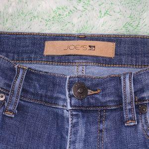 LONG Straight-Leg Joe's Jeans